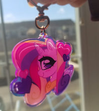 Load image into Gallery viewer, [HOLOGRAPHIC ACRYLIC] Princess Cadence