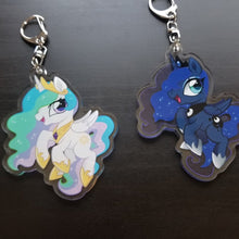 Load image into Gallery viewer, The Royal Sisters Keychains