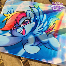 Load image into Gallery viewer, Rainbow Dash Gaming mousepad
