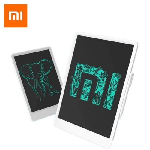 Xiaomi Mijia Writing Tablet 10/13.5 inch Small LCD Blackboard Ultra Thin Digital Drawing Board Electronic Handwriting Notepad with Pen