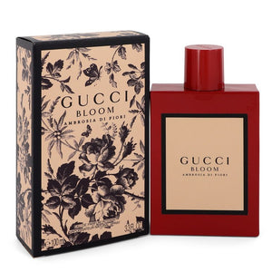 Gucci Bloom Ambrosia Di Fiori Eau De Parfum  Intense Spray By Gucci
