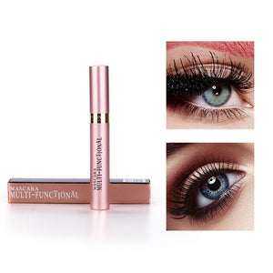 3D Mascara Thickening Lengthening And Curling Eyelash Waterproof Smudge-proof Cosmetic Long Lasting