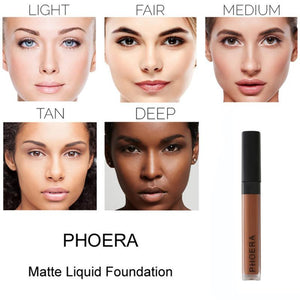 Concealer Makeup Face Focallure Maquiagem PHOERA Foundation Liquid Lasting Moisturizer Conceal Cosmetics Maquillaje Make Up TSLM