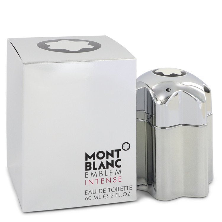 Montblanc Emblem Intense Eau De Toilette Spray By Mont Blanc