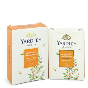 Yardley London Soaps Imperial Sandalwood Luxury Soap By Yardley London