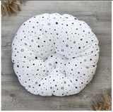 Double Sided Cotton Baby Floor Pillow | CC-LW-RG