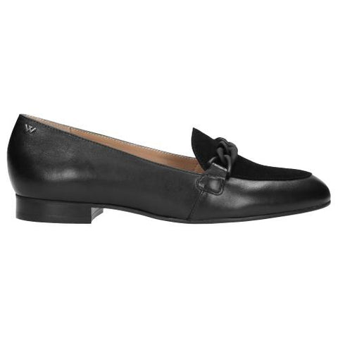 Black Leather Loafers | 948471