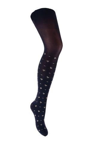 Black 40 Denier Tights | RA-89