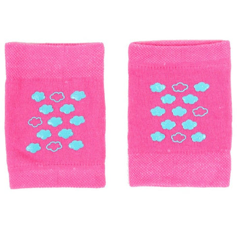 Pink and Blue Baby Crawling Knee Pads ABS | NA-02-P