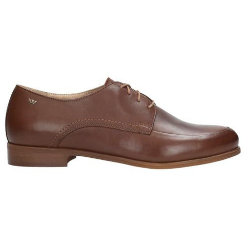 Brown Leather Oxfords | 949052