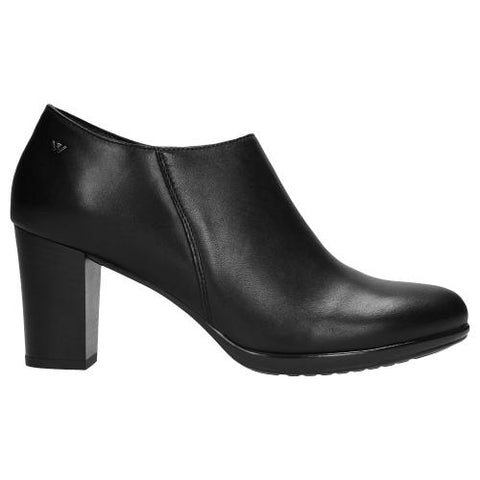 Black Leather Pumps | 949551
