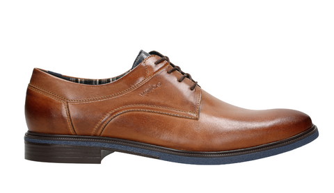 Light Brown Leather Dress Shoes | 1000853