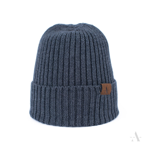 Graphite Knit Winter Beanie | 19373-2