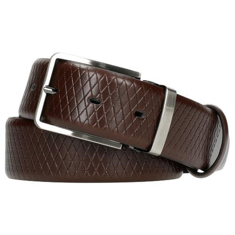 Brown Leather Belt | 9301852
