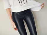 Black Women's Leggings | 906