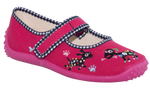 Pink School Slippers | MARYSIA-P