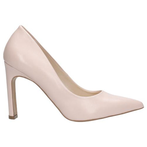 Light Pink Leather High Heels | 3500754