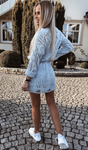 Light Blue Sweater | HOLLY