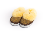 Cheetah Print Slippers with Cuff 1-1.5 Y US | K-034