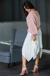 Dusty Pink Sweater | BENITA