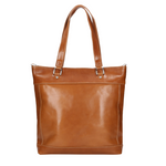 Light Brown Leather Handbag | 8004053