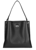 Black Leather Handbag | 984051