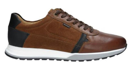 Light Brown Leather Sneakers | 1002173