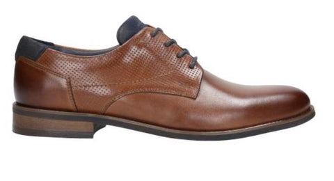 Light Brown Leather Dress Shoes | 1000773