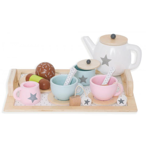 Wooden Toy Tea Set | T257