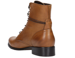 Light Brown Leather Ankle Boots | 961453