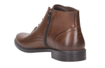 Brown Leather Ankle Boots | 824252
