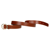 Brown Leather Belt | 997353