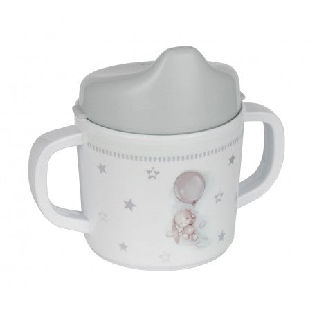 Light Gray Melamine Sippy Cup | KB