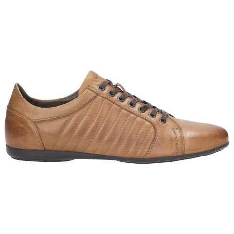 Light Brown Leather Sneakers | 901253