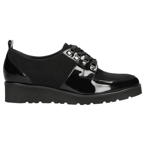 Black Leather Oxfords | 4605371