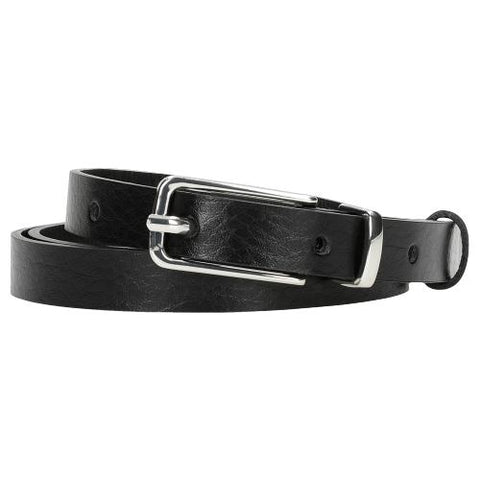 Black Leather Belt | 9301051