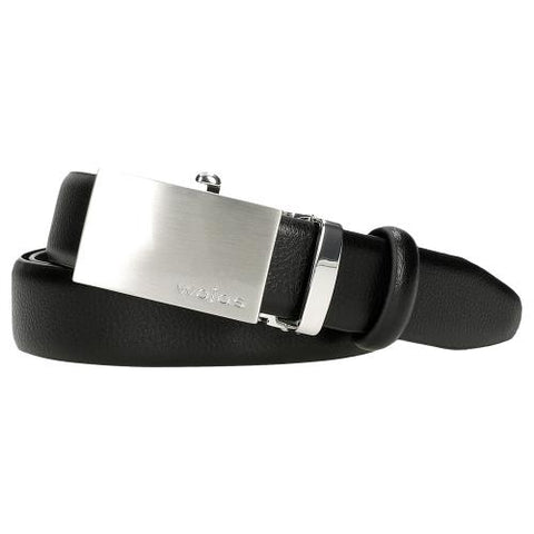 Black Leather Belt | 9302551