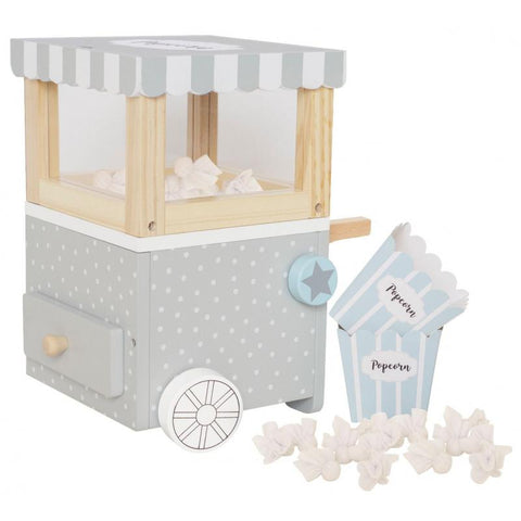 Wooden Toy Popcorn Wagon | T258