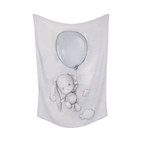 Gray Bamboo Swaddle Effik Balloon | 46526