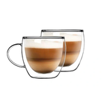Double Wall Insulated Thermal Cups Set 250ml | 20135
