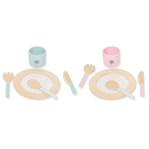 Wooden Toy Dinner Set | T256