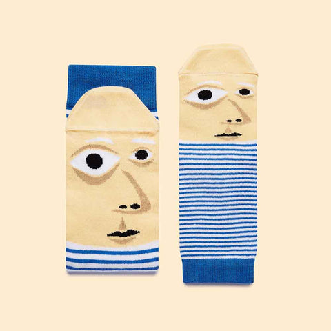 Art Socks for Families - Mini-Me