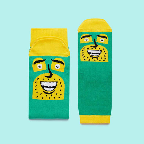 Fun Awesome Socks for Families