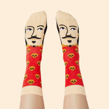 Fun Socks - William Shakes-Feet
