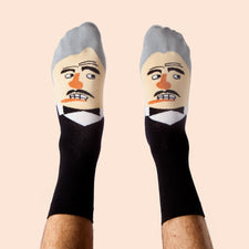 Funny Film Gifts - Don Cottone Socks