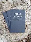 Field Notes Personal Notebook 3-Pack