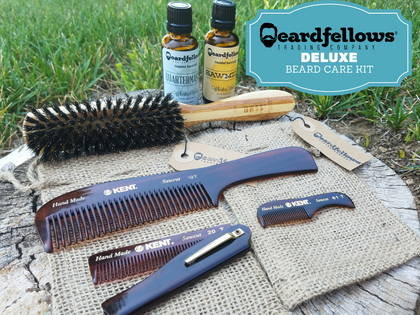 Beardfellows Deluxe Beard Care Kit