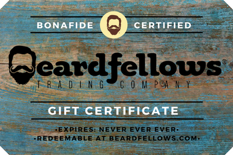 Beardfellows Gift Card *from $10.00*