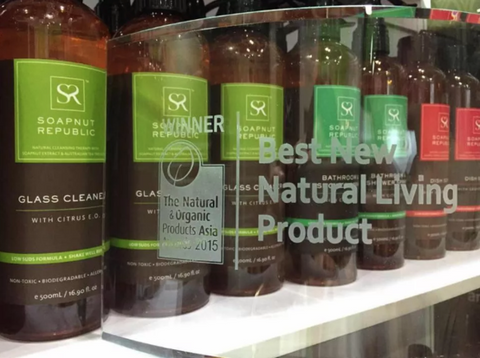 Best New Natural Living Product 2015