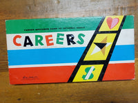 Careers 1955 Board Game Parker Brothers